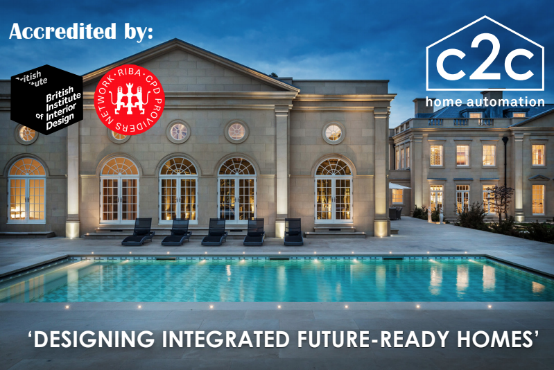 clic2control CPD Designing Integrated Future Ready Homes